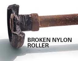 Broken Roller